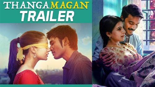 thangamagan official trailer