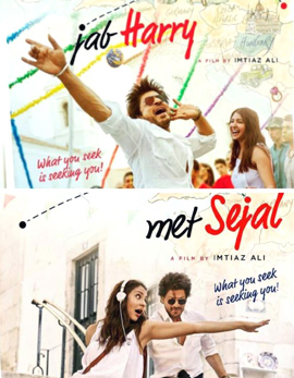 Jab Harry Met Sejal Movie Review, Rating, Story, Cast and Crew