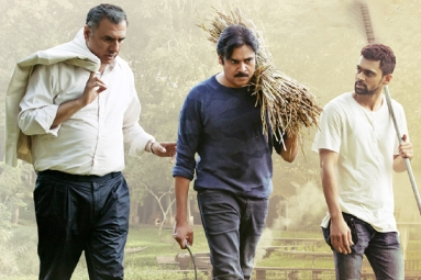 Agnyaathavaasi AP and Telangana First Day Figures