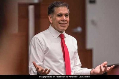 Donald Trump Interviews Indian-American Amul Thapar for U.S. Supreme Court