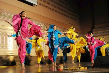 DCBC Bhangra Workshop
