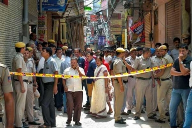 Delhi: 11 from Family Found Dead, Occult Ritual May Have Gone Amiss