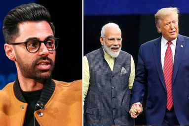 Hasan Minhaj Allegedly Denied Entry to 'Howdy Modi' Event