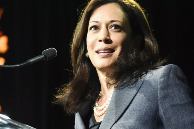 Kamala Harris Leads in Daily Kos Straw Poll