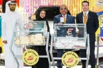 2 Indian Nationals Win Million Dollars Each in Dubai Lottery