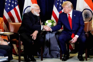 Narendra Modi-Donald Trump Bilateral Meeting Concludes
