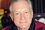"""PLAYBOY"" Hugh Hefner dies at 91"