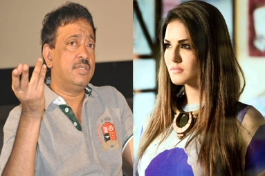 RGV Takes a Dig on Sunny Leone