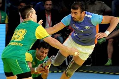 Rs 10 lakh award for entire World Cup winning kabaddi team, players unhappy