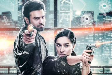 Saaho Four Days Collections