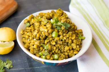 Tasty Shuka (Dry) Moong Dal Recipe