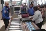 D.C Airports implemented new TSA security measures