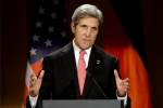 Trump Should Resign, Says U.S. Former Secretary of State John Kerry