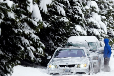 Winter Storms Turn Deadly In U.S.