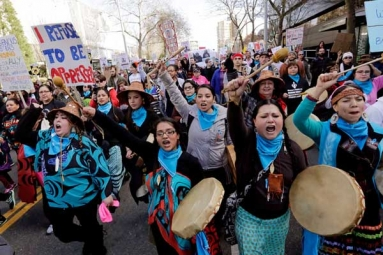 Survey: About Every Native American Woman in Seattle Reportedly Coerced Into Sex