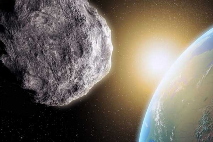 Giza Pyramid-Sized Asteroid to Pass Close to Earth Next Week