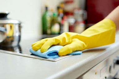 4 Expert Tips to keep your Kitchen Sanitized, Germ-free