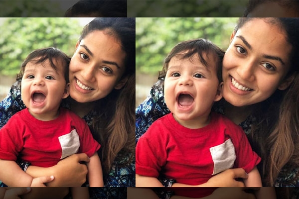 This Adorable Picture of Mira Rajput with Her Little Bundle of Joy Zain Will Make You Go 'Awww'!